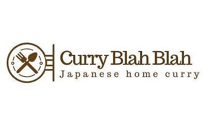 Curry Blah Blah ロゴ