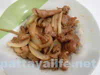 豚の喉肉で鍋と焼き肉コームーヤーン (11)