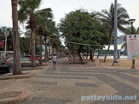 パタヤビーチ2020年5月 (4)