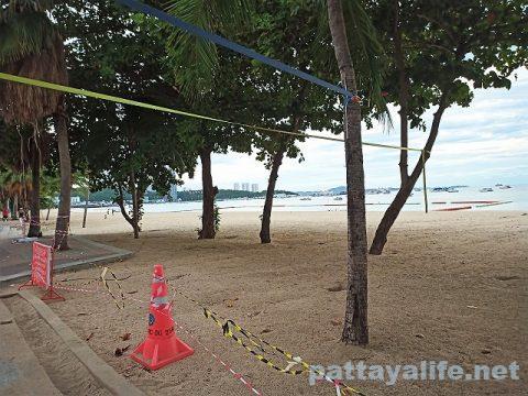 パタヤビーチ2020年5月 (6)
