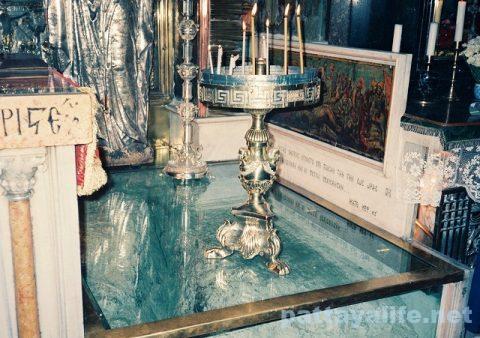 聖墳墓教会石墓