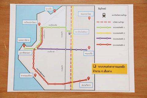 PR Pattaya モノレールルート (2)