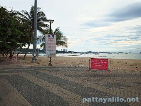 パタヤビーチ2020年5月 (5)