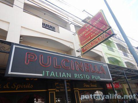 the punch & judy Pulicinella Italian ristro pub pattaya (1)
