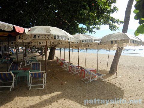 パタヤビーチ2020年6月 (5)