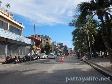 パタヤビーチ2020年6月 (2)