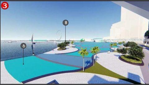 パタヤバリハイ埠頭再開発計画 (3)