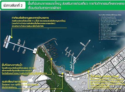 パタヤバリハイ埠頭再開発計画 (1)