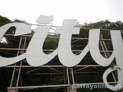 パタヤサイン Pattaya City Sign (2)