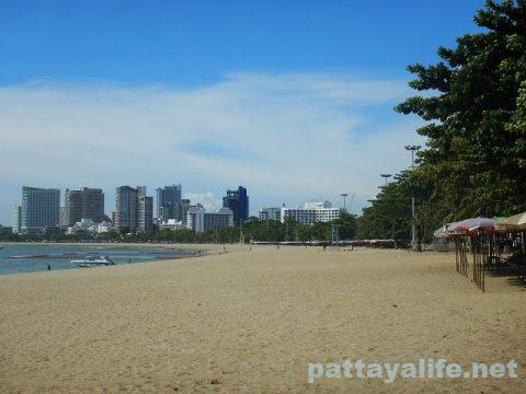 パタヤビーチ2020年6月 (4)