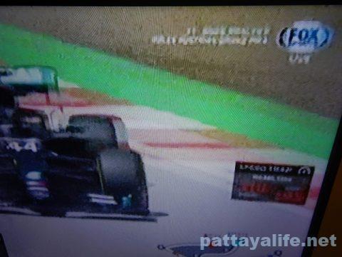 パタヤのケーブルテレビFOXTV F1