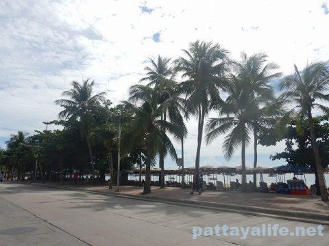 パタヤビーチ2020年7月 (1)