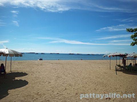 パタヤビーチ202007 (2)