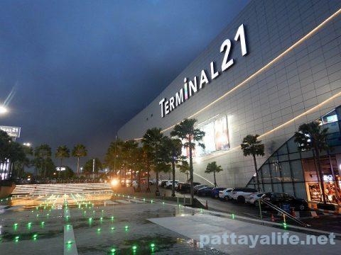 ターミナル21パタヤ2020年7月 (1)