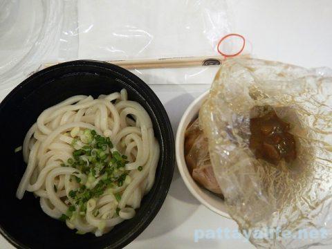 丸亀製麺パタヤでカレーうどんデリバリー (3)