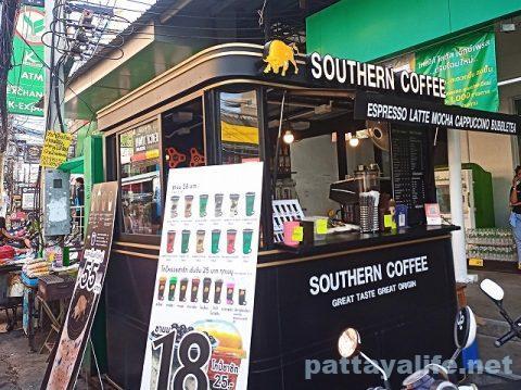 サザンコーヒー Southern Coffee ソイブッカオ