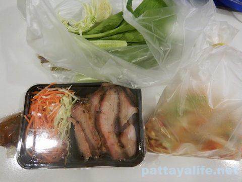 パタヤタイコームーヤーン専門店Grilled Pork (9)