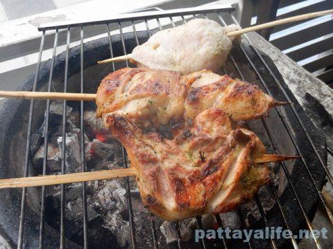 パタヤタイコームーヤーン専門店Grilled Pork (4)