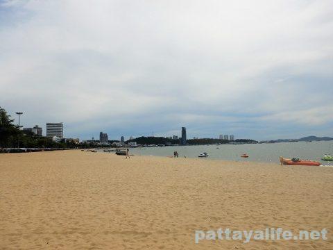 パタヤビーチ20209月 (3)