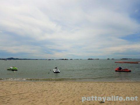 パタヤビーチ20209月 (4)