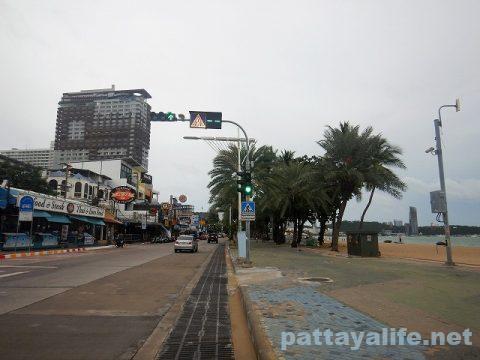 9月19日パタヤビーチ (2)