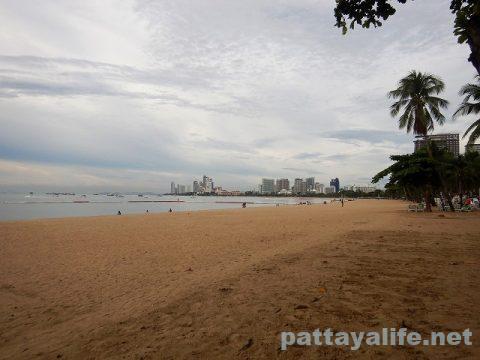 パタヤビーチ20200908 (2)