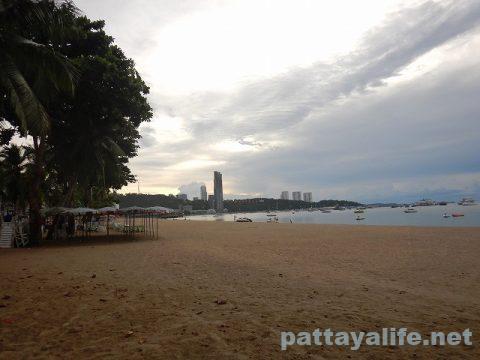 パタヤビーチ20200908 (1)