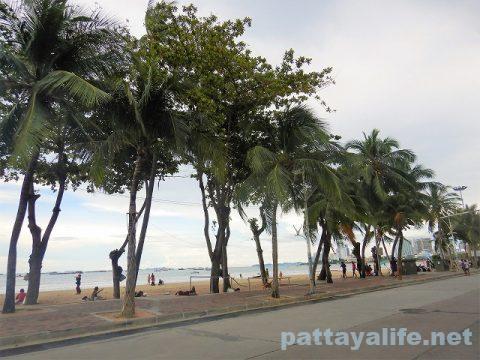 パタヤビーチ2020年9月5日 (1)