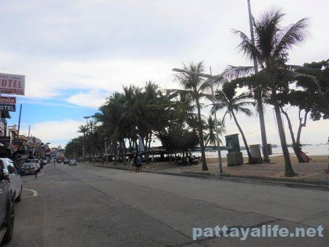 パタヤビーチ2020年9月5日 (2)