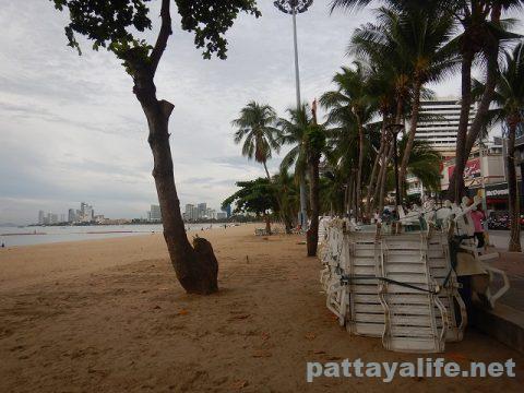 パタヤビーチ20200908 (3)