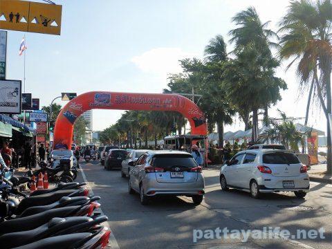 パタヤビーチ2020年10月 (3)