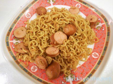 タイ日清インスタン麺イタリアンペペロンチーノラーメン (9)