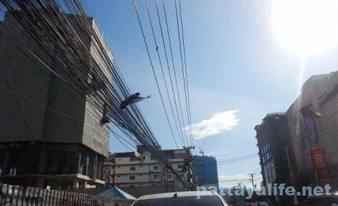 センタンパタヤ前のホテル建設 (2)