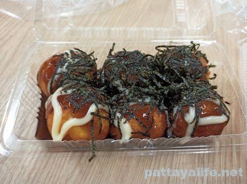 ビッグCエクストラのたこ焼きと大福と寿司 (10)