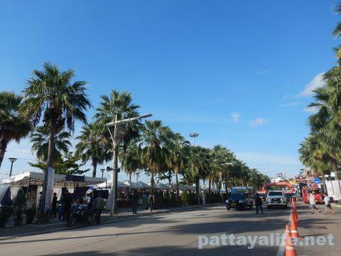 パタヤビーチ2020年10月 (5)