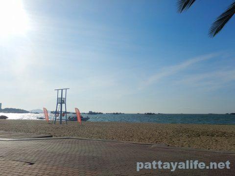パタヤビーチ2020年10月 (8)