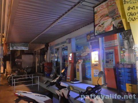 深夜のソイブッカオ ファミリーマート深夜閉店
