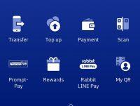 バンコク銀行モバイルバンキング (1)